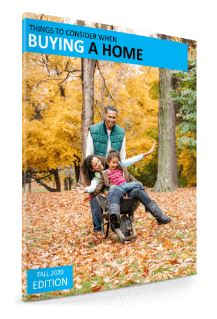 Fall Guide to Buying a Home